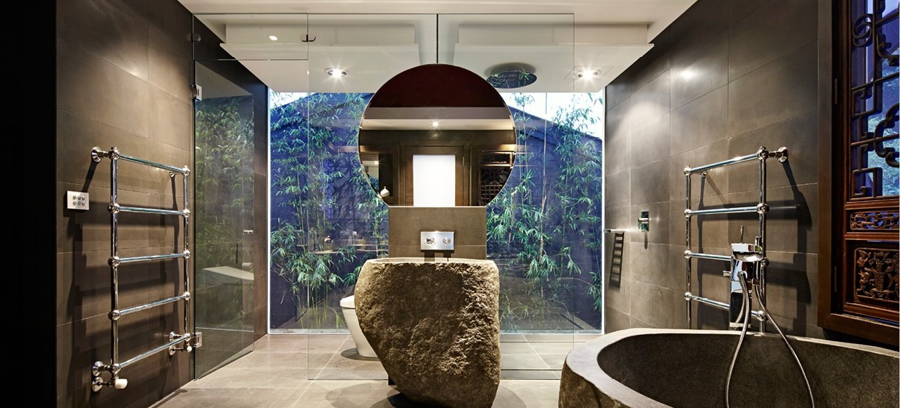 Fully Tanked Bathroom